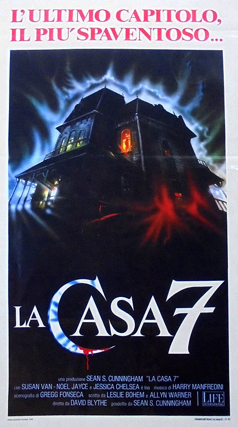 La casa 7 - Horrorshow