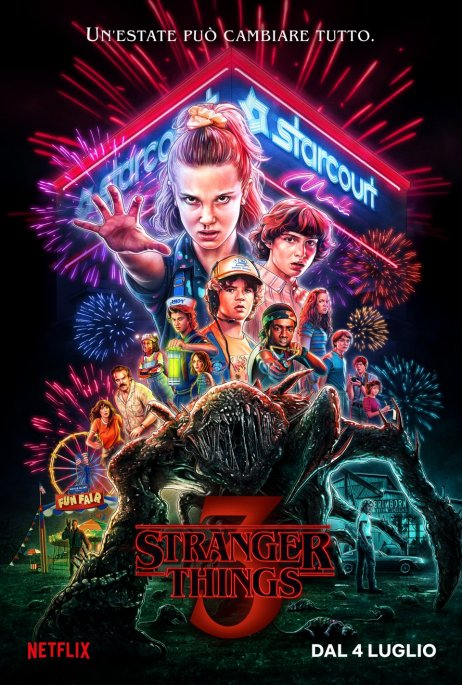 Stranger things3_poster