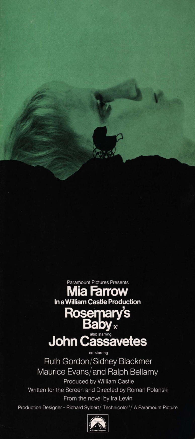 ROSEMARY'S BABY (US1968)